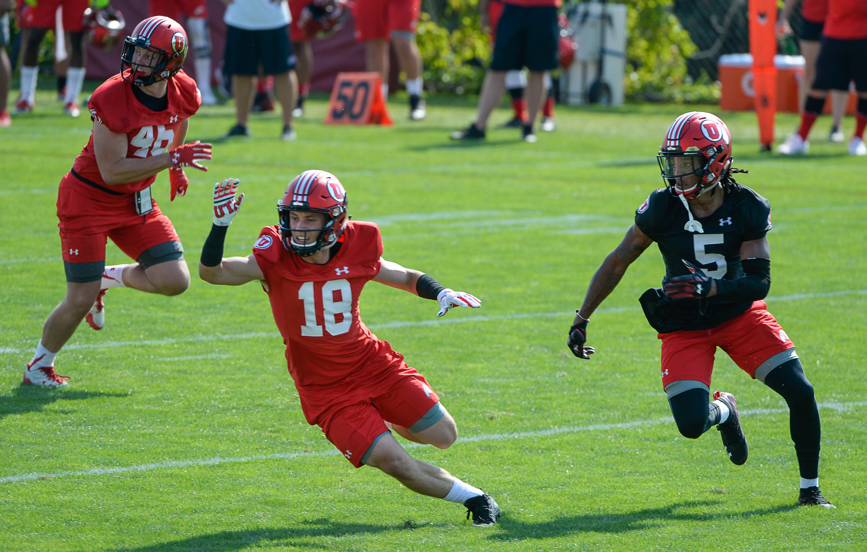 Red All Over: Utes have answered a lot of questions about themselves during this preseason camp. Fans should be encouraged.