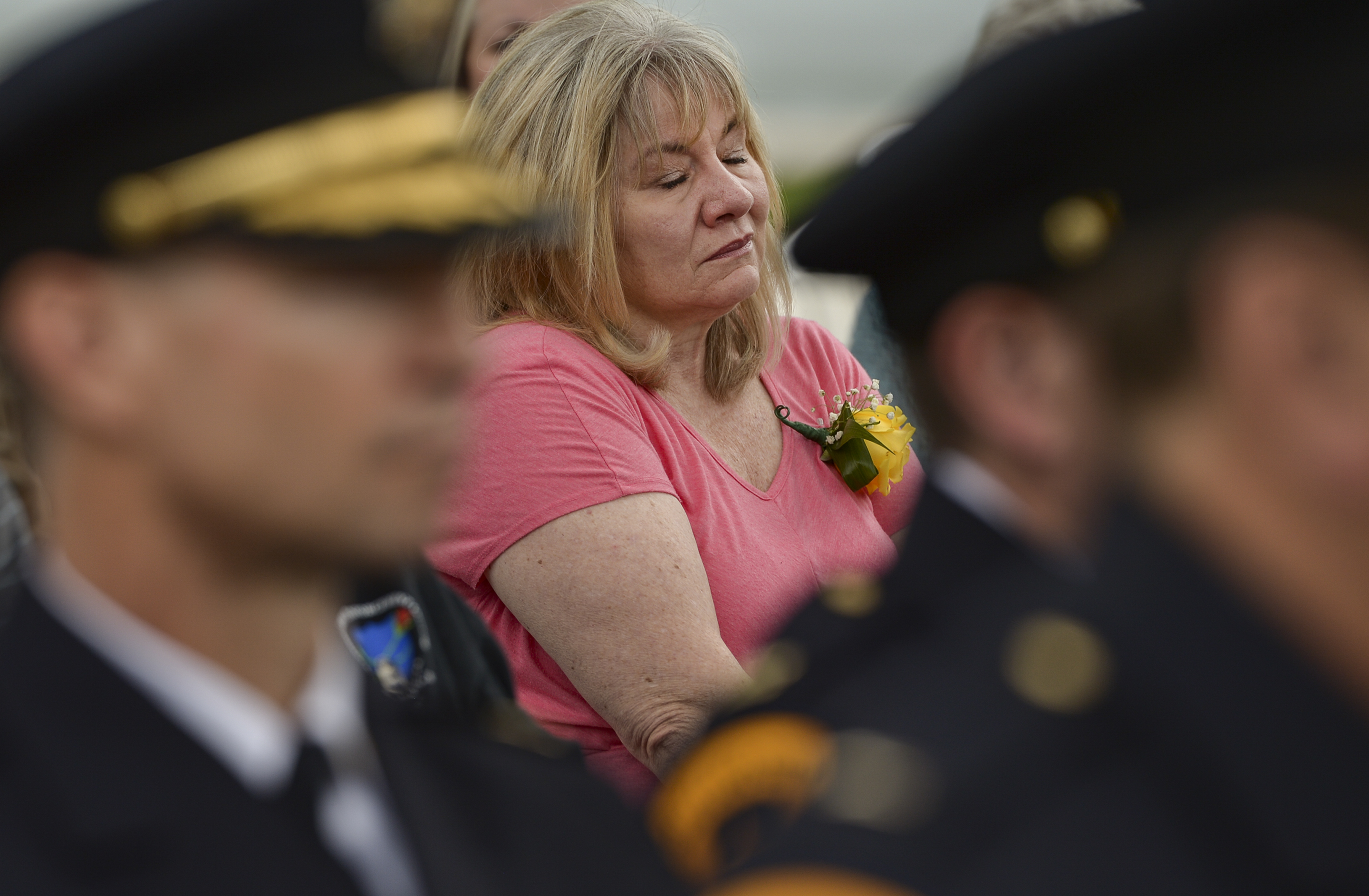 Memorial pays tribute to 25 fallen Salt Lake City policemen who 'served with integrity and character'