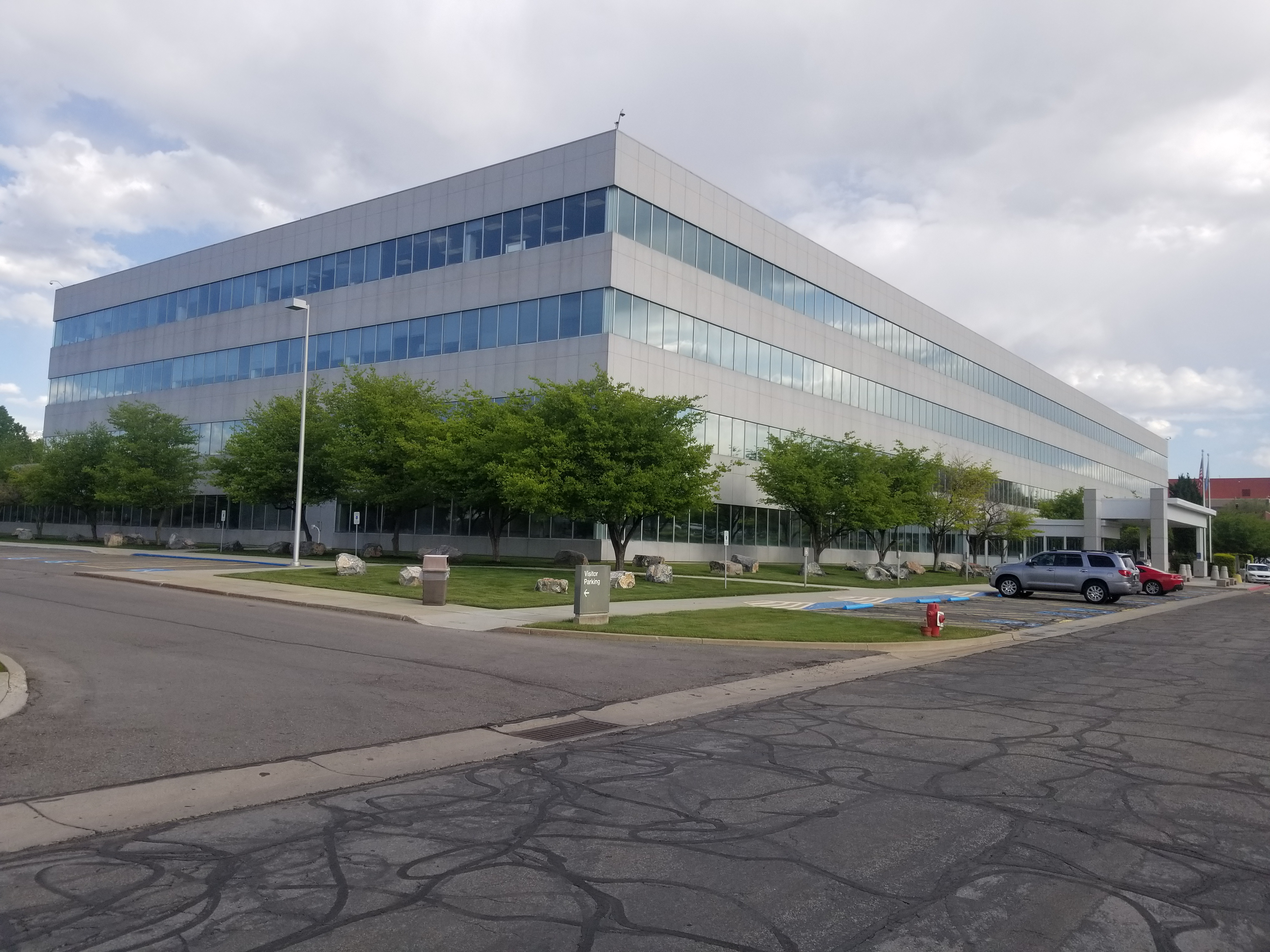 Utah leaders sign off on 'sweet deal,' approve spending $56M to buy American Express buildings for state offices