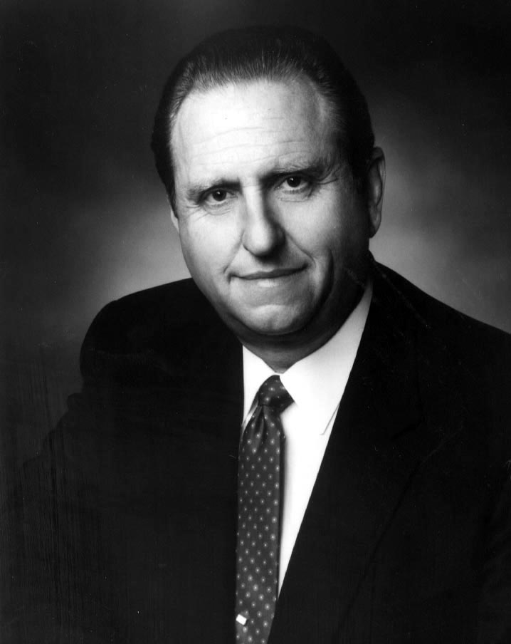 (Tribune file photo) Thomas S. Monson in 1997.