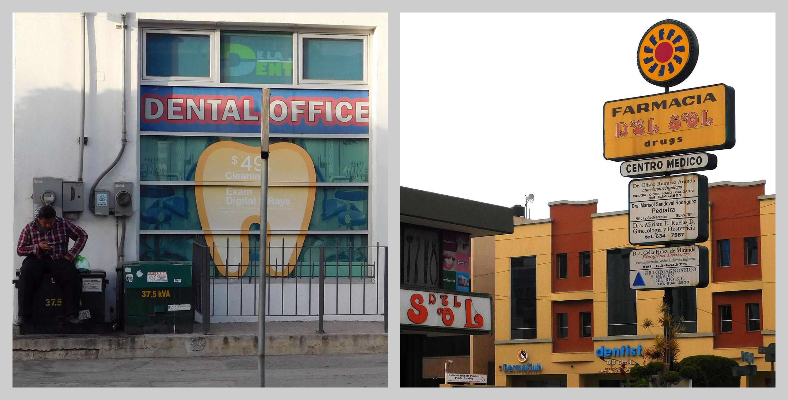 photo of clinic in Tijuana