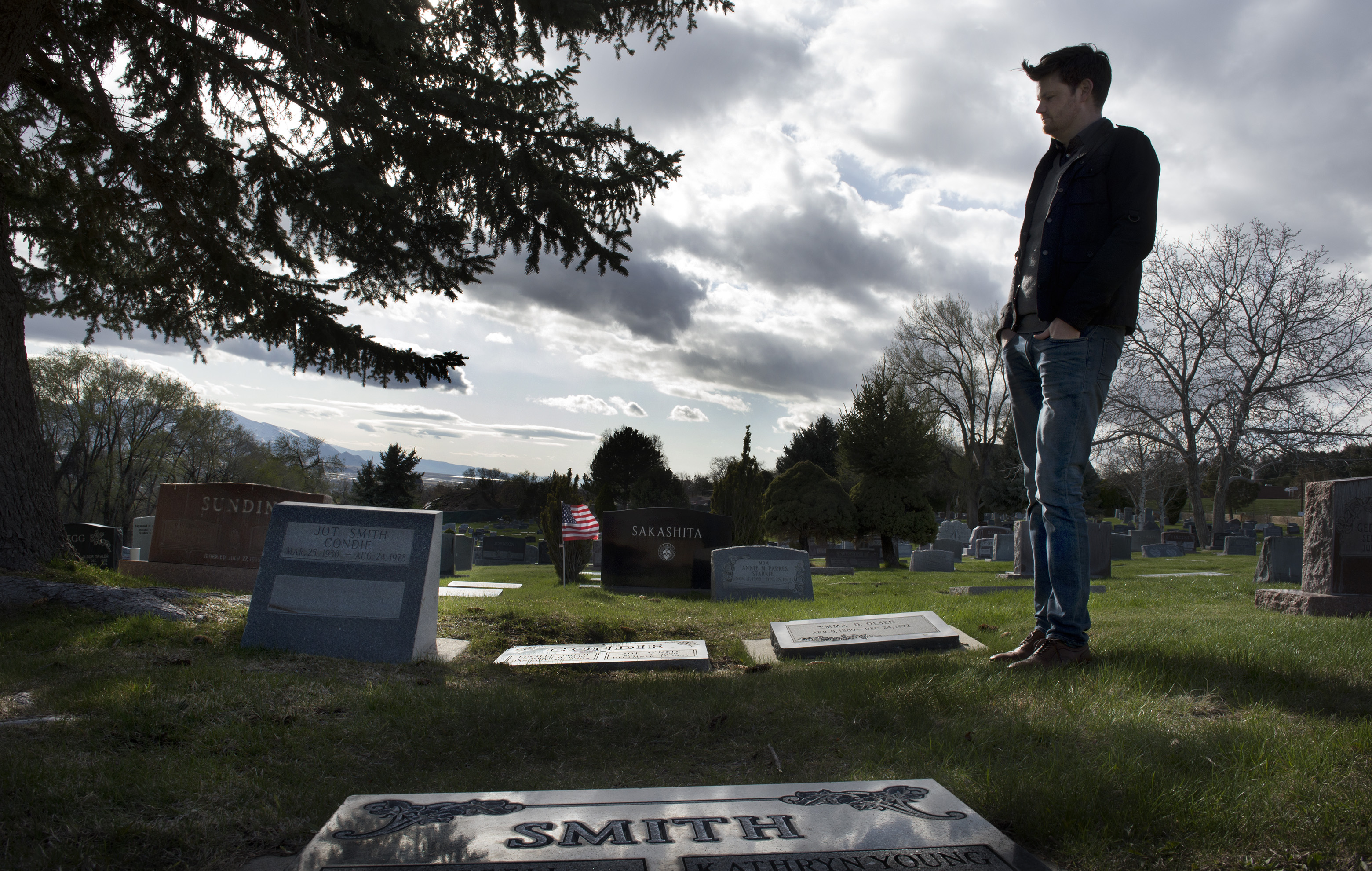 Cemeteries are known for perpetual care. Salt Lake City's cemetery needs some.