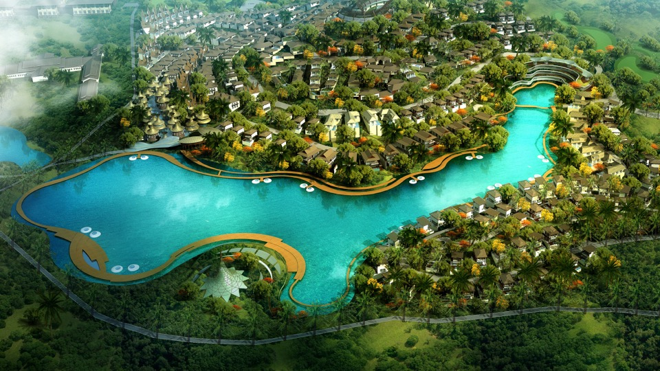 Why this developer believes it makes sense to build a city in the middle of Utah Lake