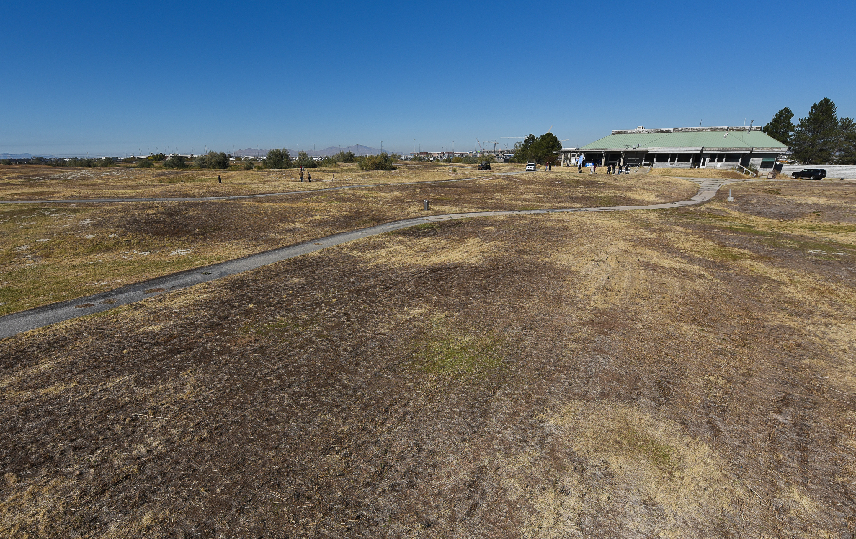 A group of private business leaders want to resurrect Salt Lake City's abandoned Wingpointe Golf Course. It won't come cheap.