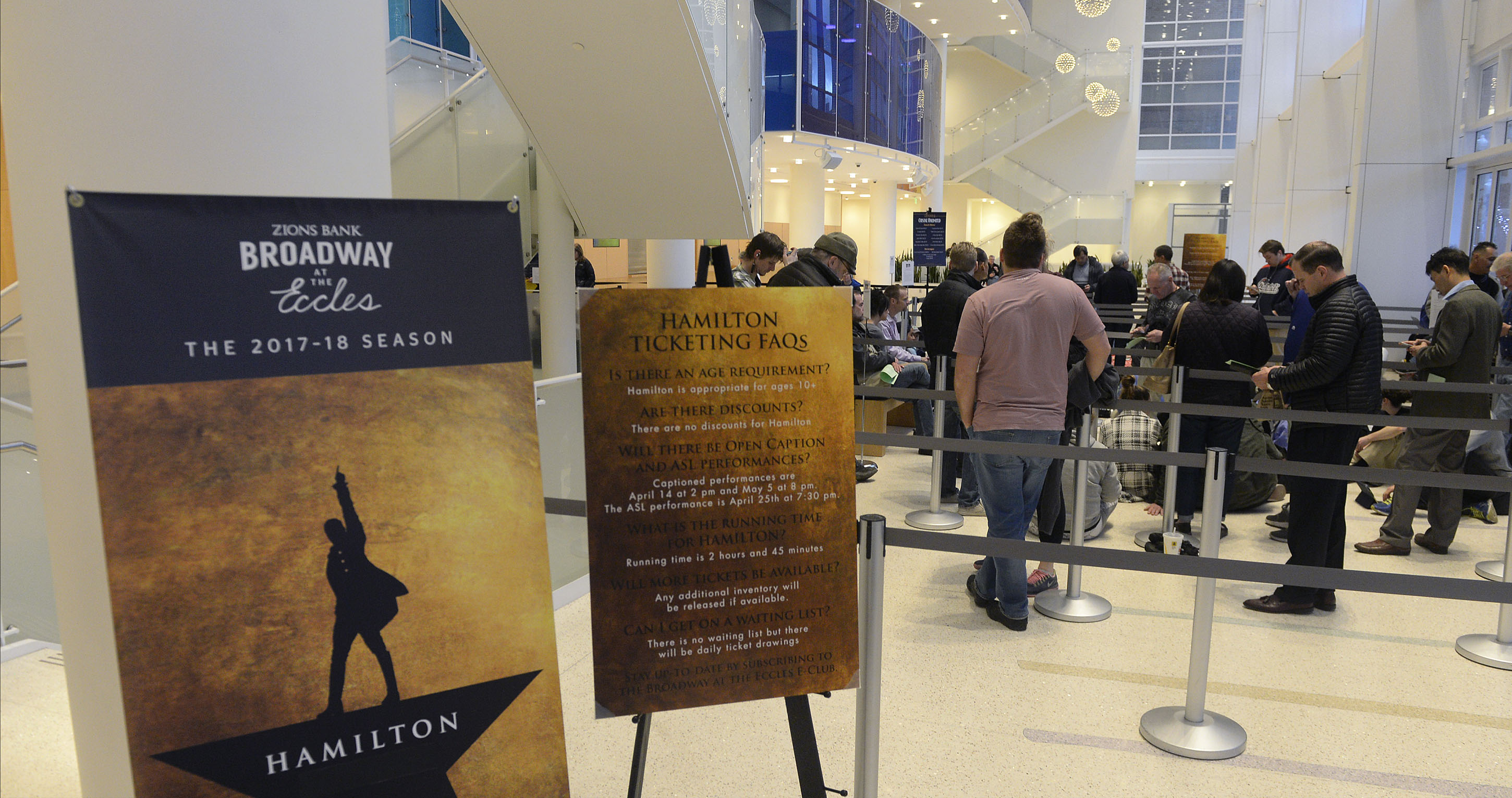 (Al Hartmann  |  The Salt Lake Tribune) 	