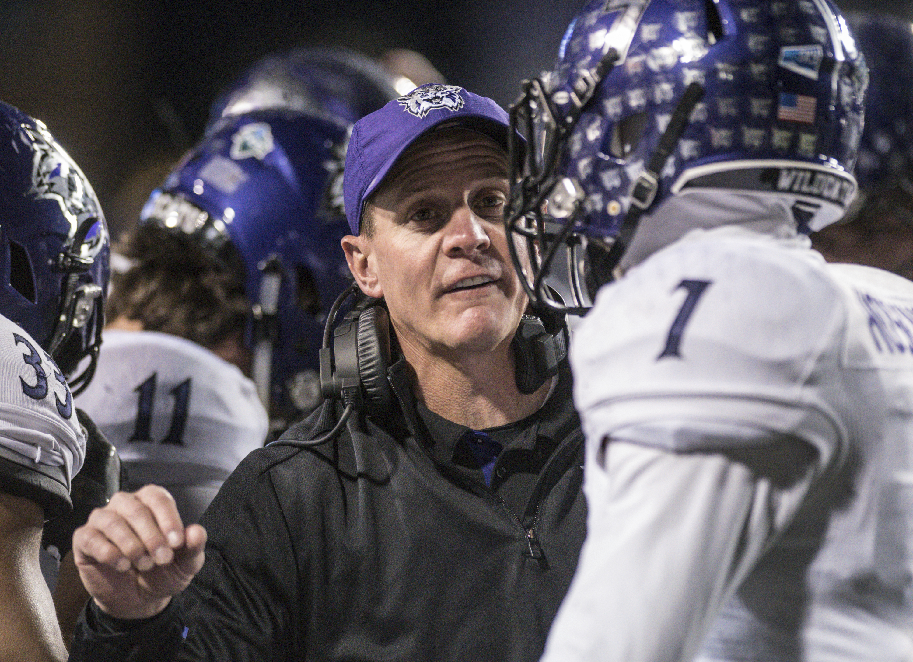 Weber State Football Coach Jay Hill Emerges As Finalist For Opening At New Mexico
