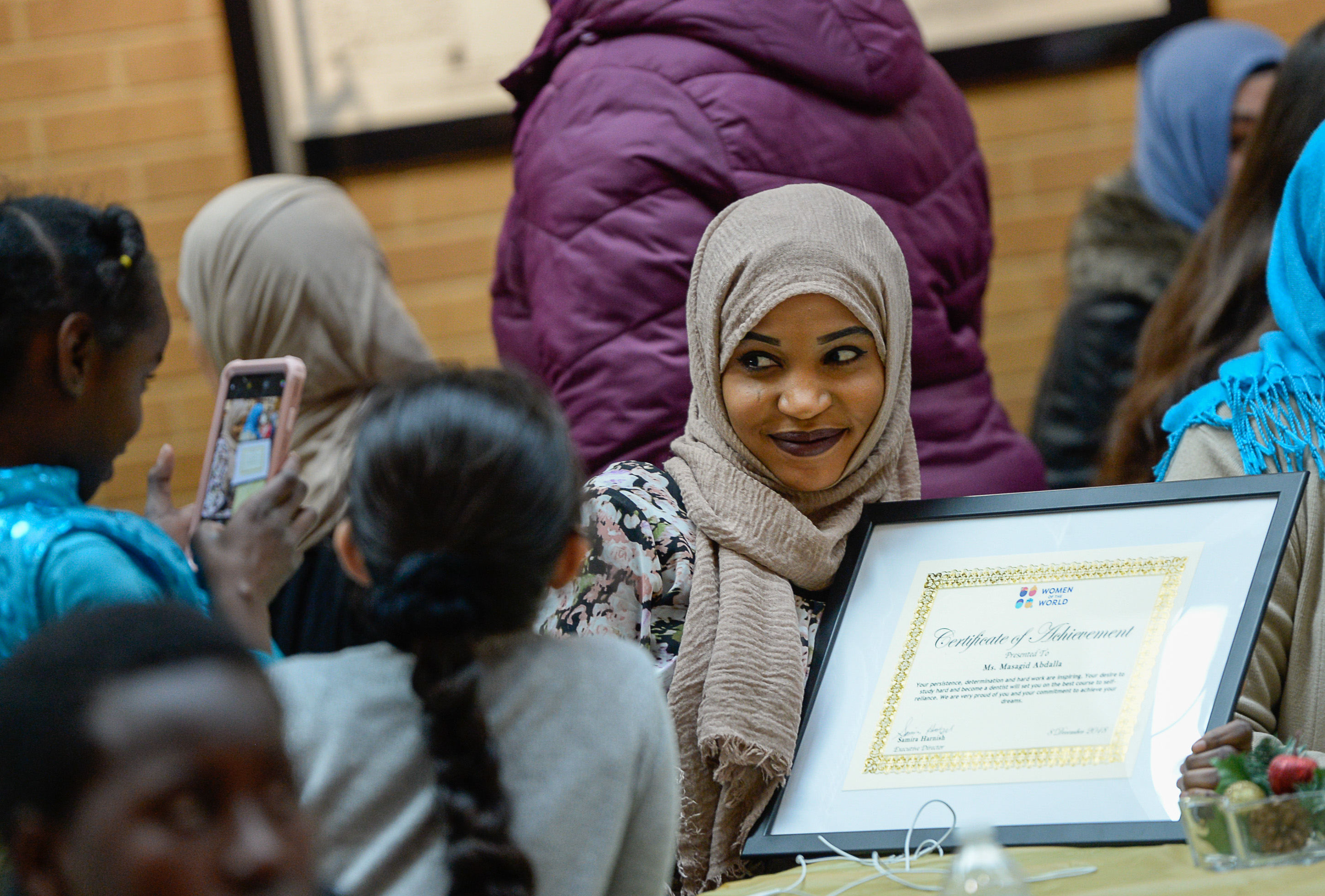 Better than an Oscar: Refugee women in Utah recognized for self-reliance and individual accomplishments