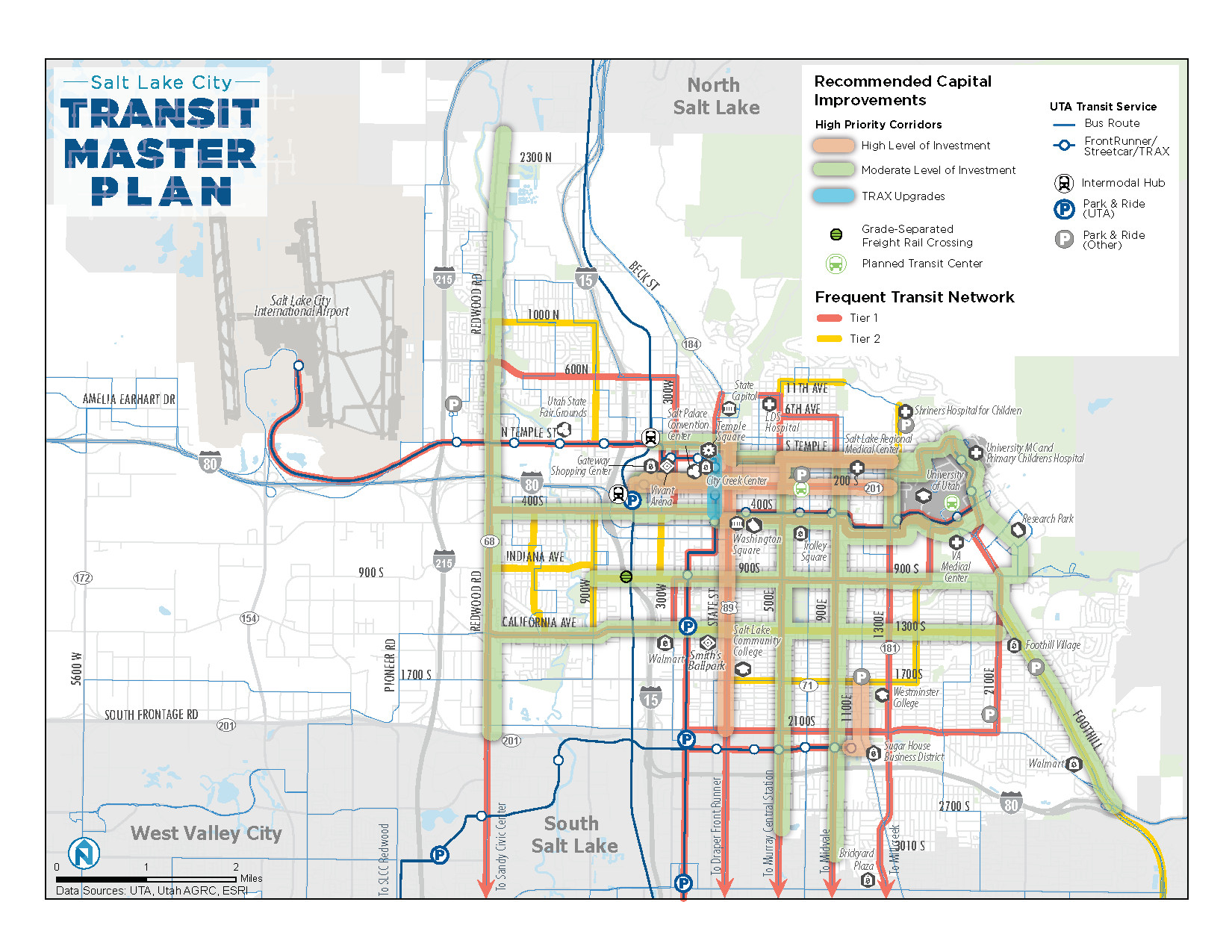 Will you breathe easier and ditch your car? What Salt Lake City's new transit master plan means to you