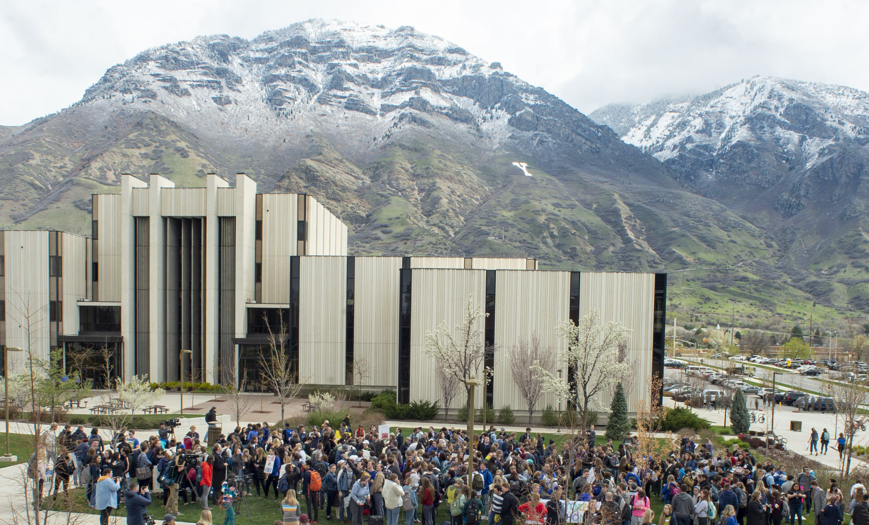 Some BYU alumni plan to withhold donations and skip sporting events until enforcement of the Honor Code changes