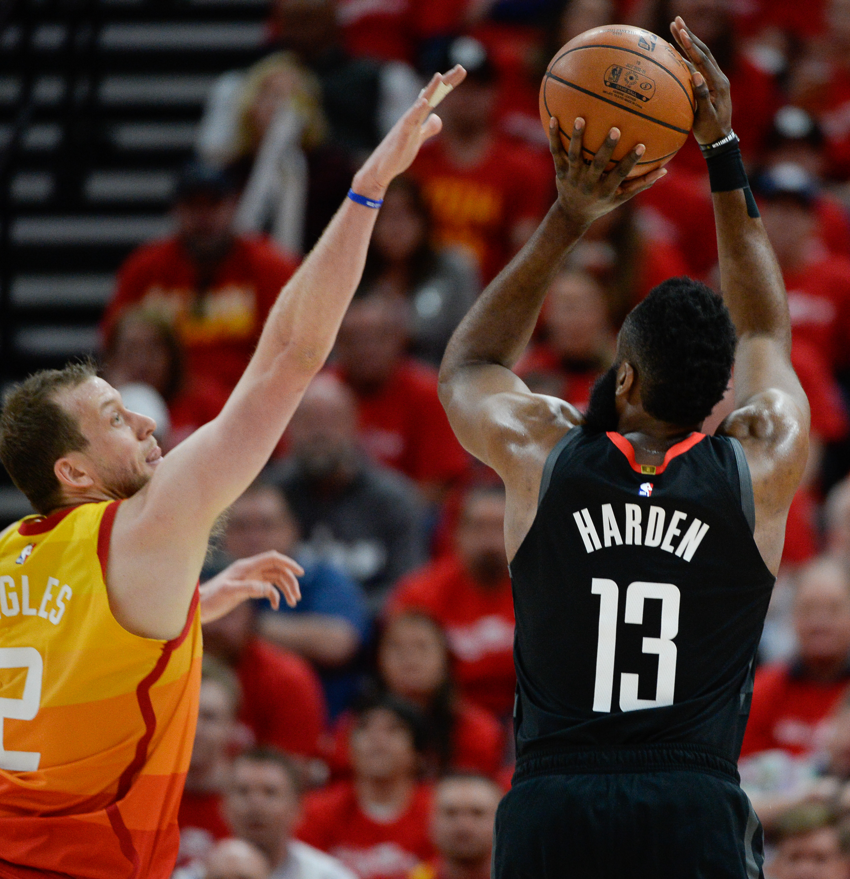 Rockets Jazz Game 2: Jazz Couldn't Make An Open Shot In Critical Game 3