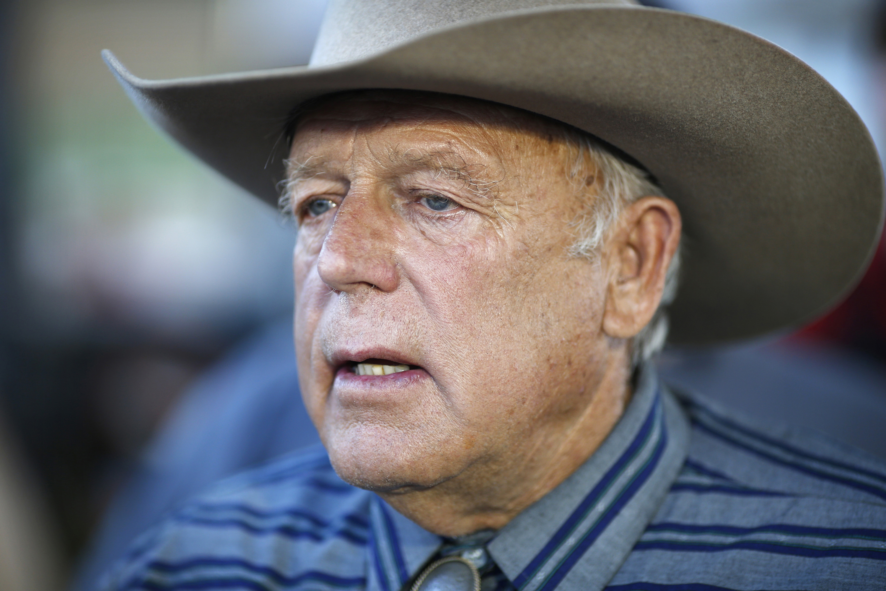 Gehrke: Cliven Bundy may be a free man, but he is also a cheat and a thief