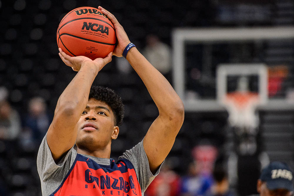 Gonzaga is back in Salt Lake City, its home away from home in the NCAA Tournament. Are these Zags better than the 2017 team that played for the title?