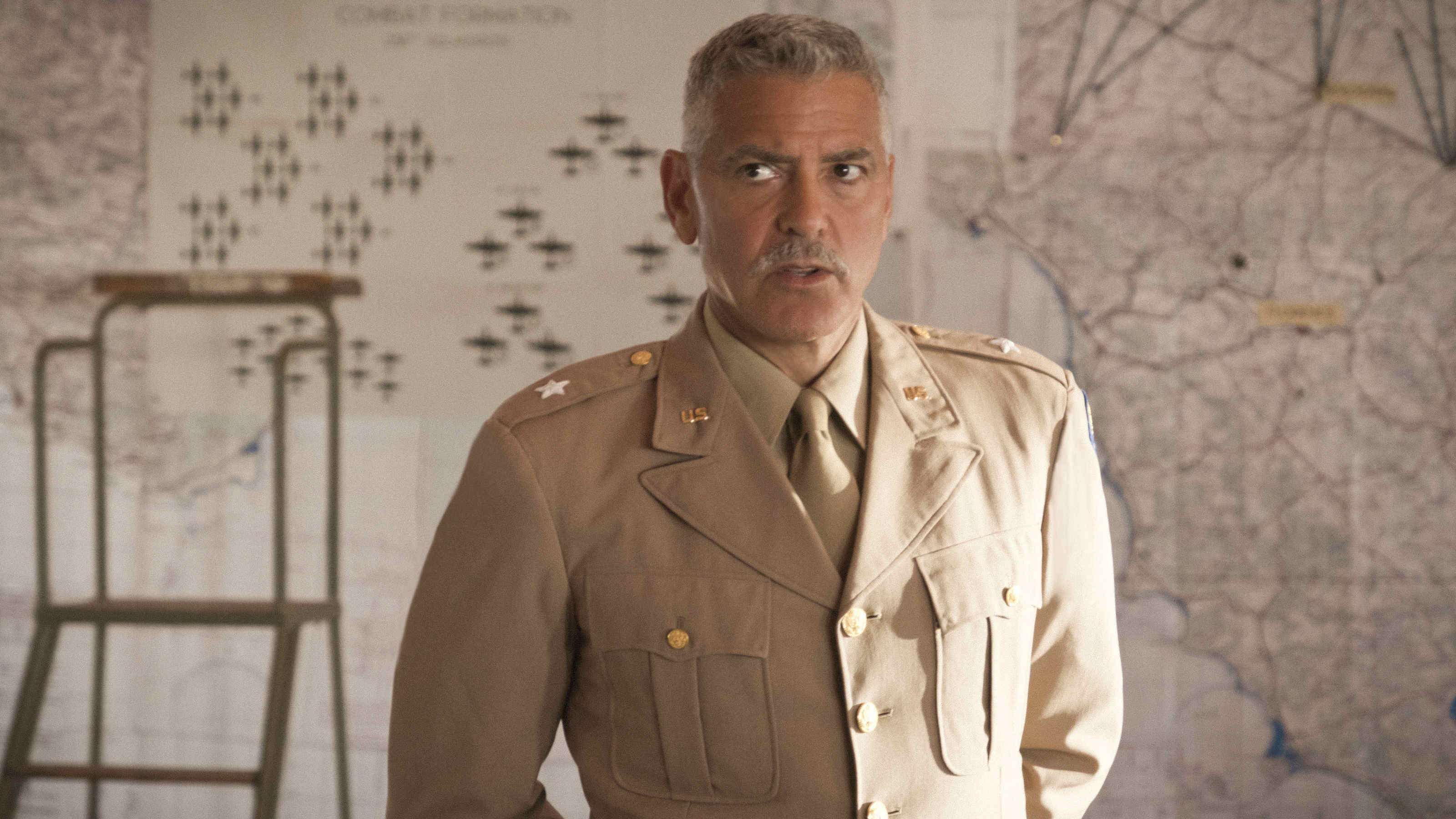 Scott D. Pierce: George Clooney's 'Catch-22' is terrific, and he's still the same great guy