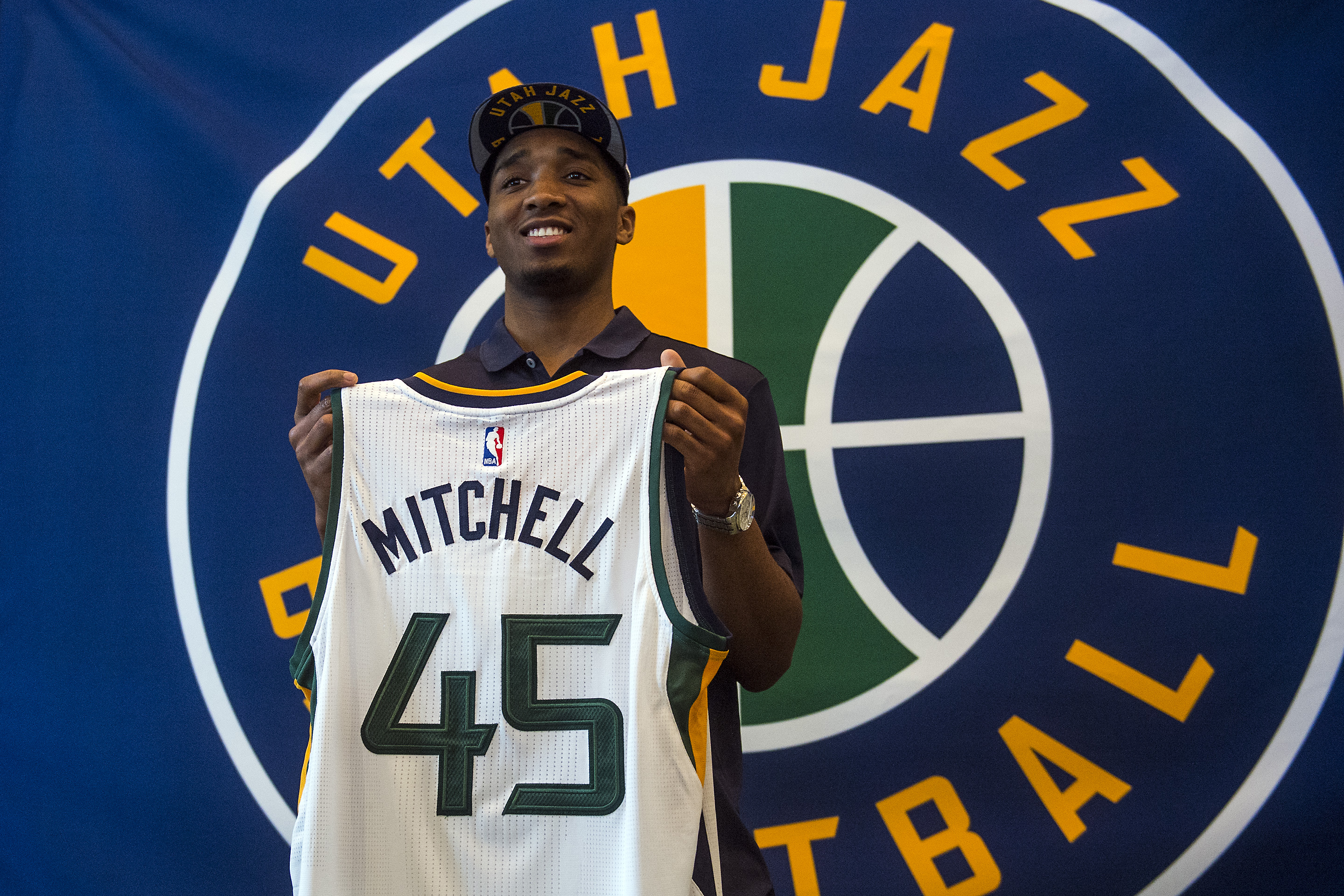 Donovan Mitchell's impact on and off the court makes him the Most Influential Person in Utah Sports