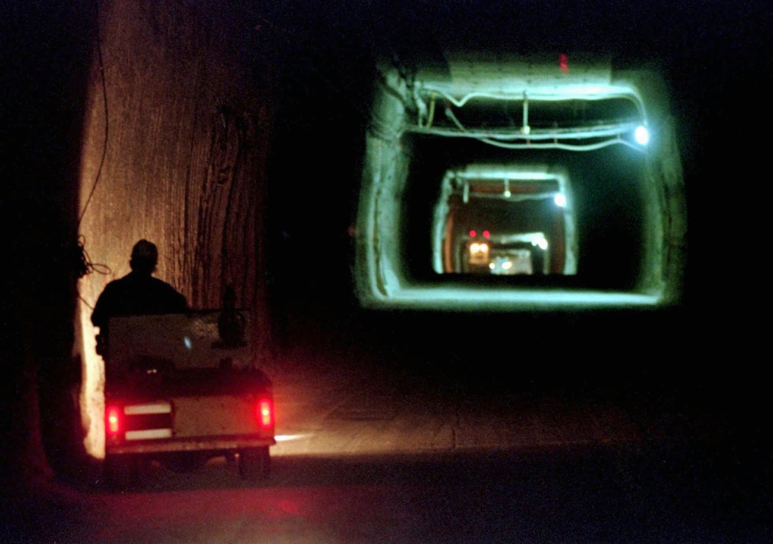 First-of-its-kind U.S. nuclear waste dump marks 20 years