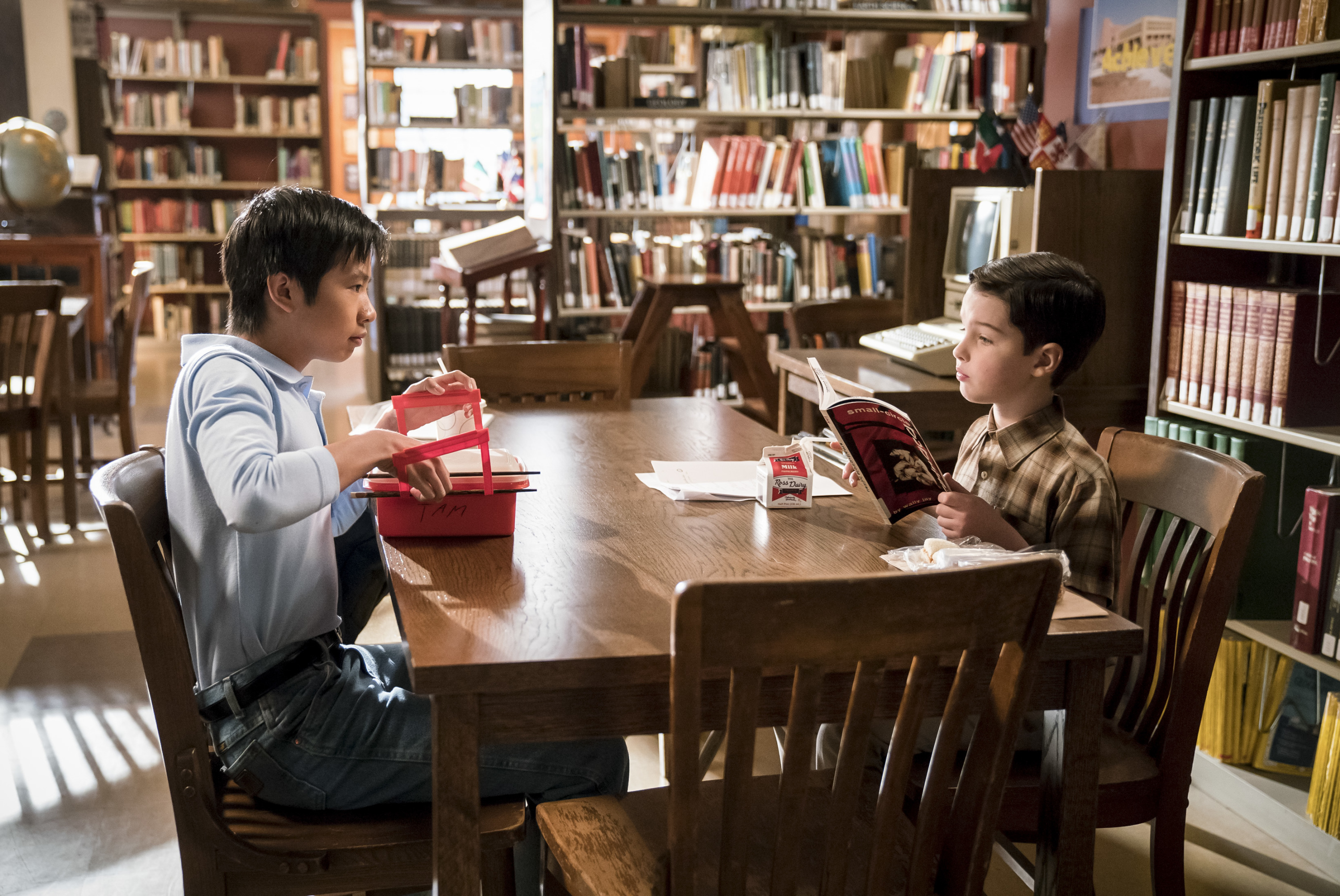 'Young Sheldon' learns about Mormons — golden plates and other planets?