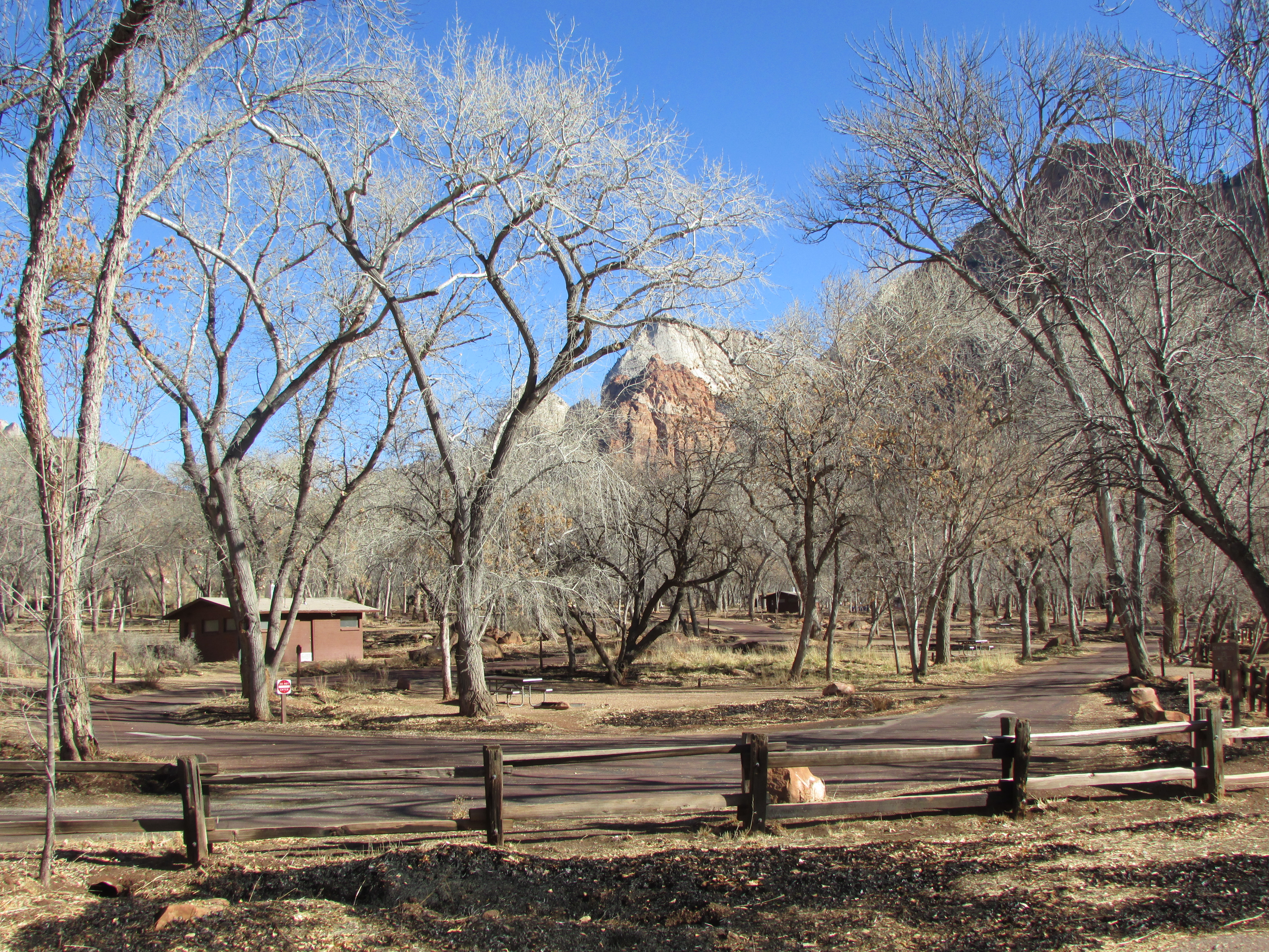 It's a good time to visit Zion National Park — if you're OK with not having access to many visitor services because of the government shutdown