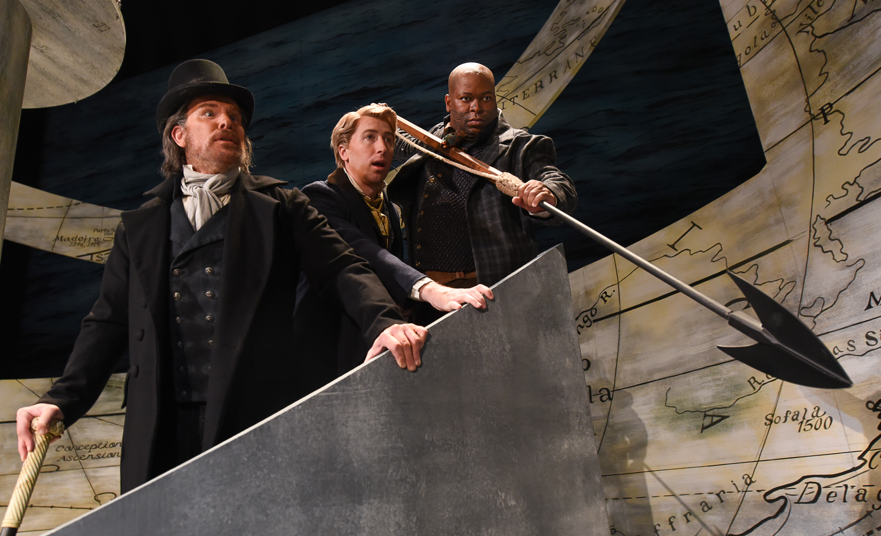 'Moby-Dick' opera transforms a massive novel into a human-scaled epic