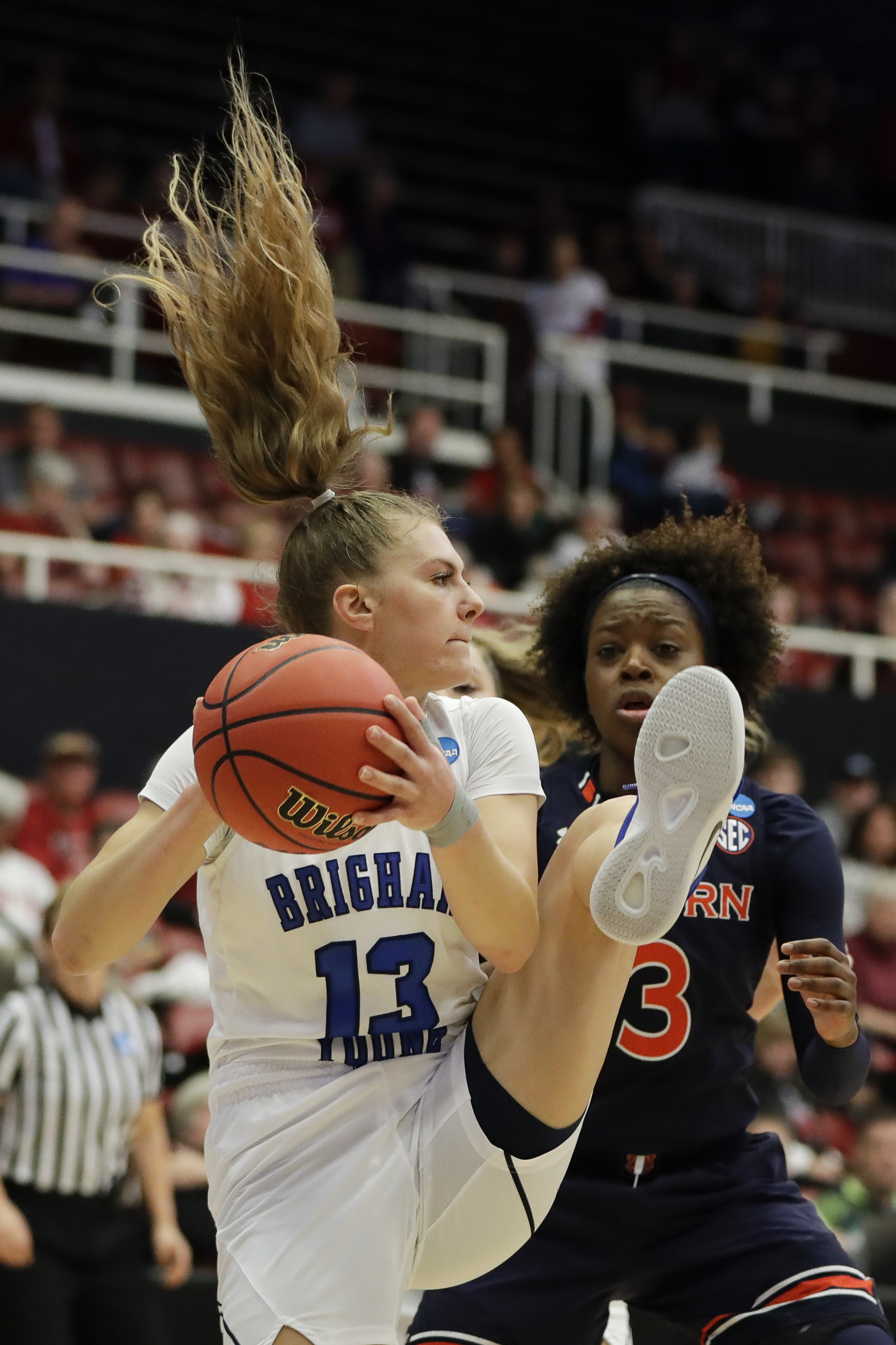 Brenna Chase delivers when BYU needs her the most in Cougars' 73-64 victory