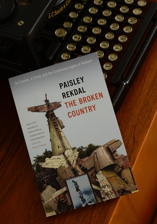 Utah writer lyrically explores the trauma of the Vietnam War