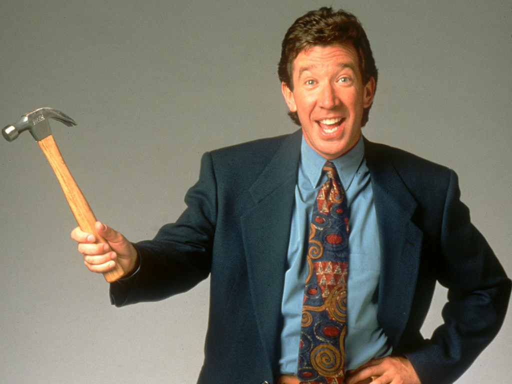 Tim Allen isn't performing in Utah to be political — he just wants to make you laugh
