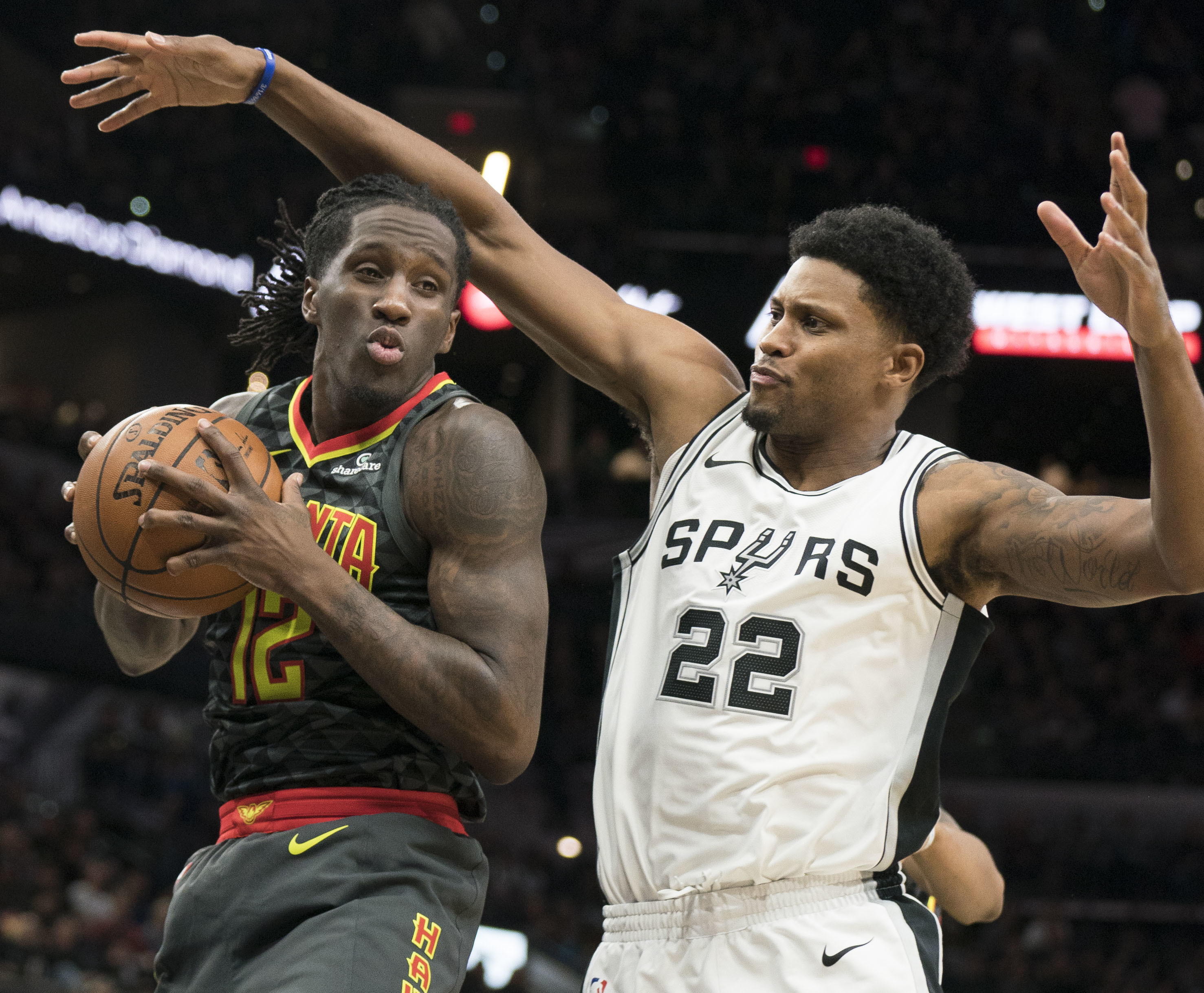 Taurean Prince and Royce O'Neale bonded as roommates, teammates at Baylor
