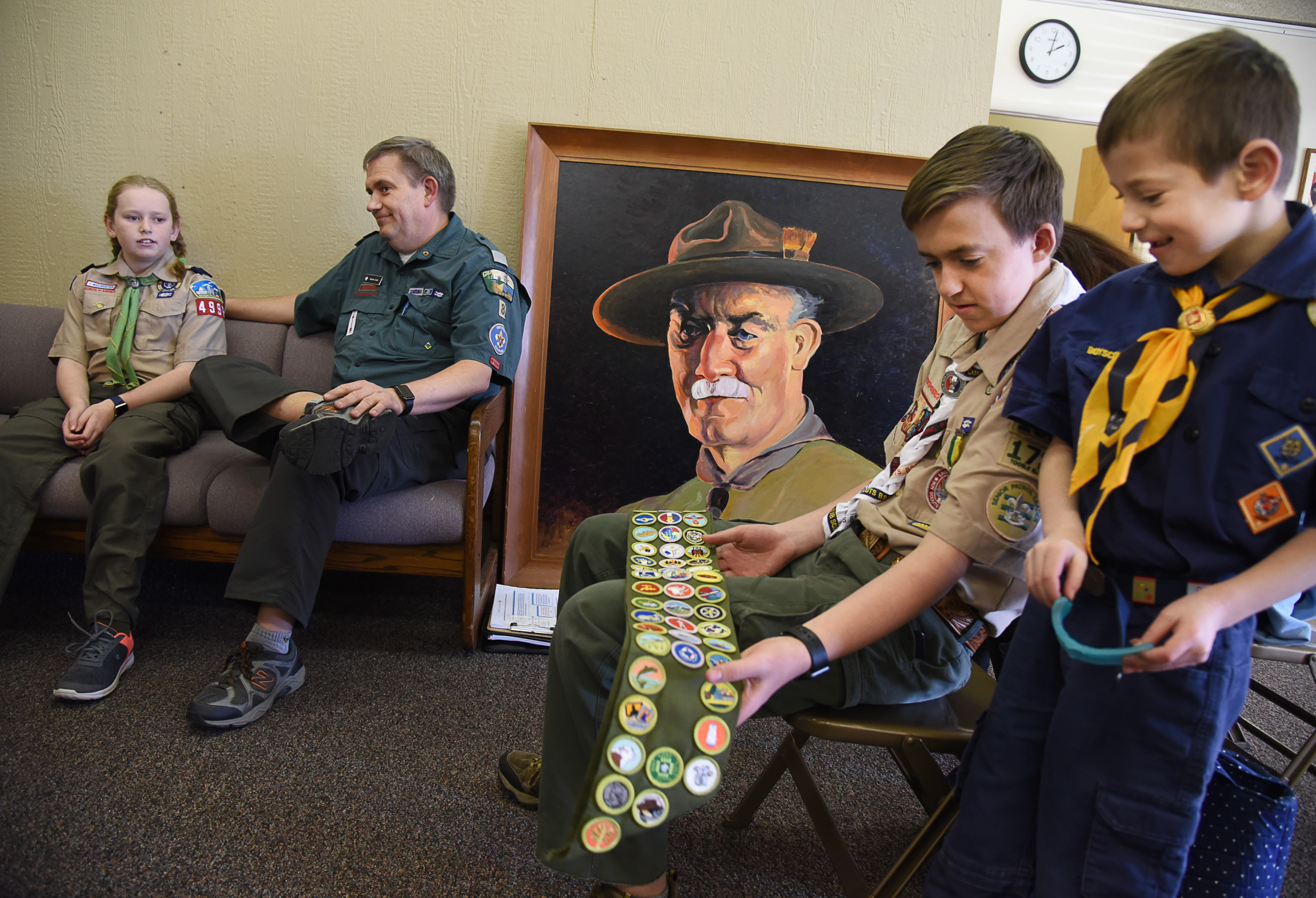 Scouting makes a 'culture shift,' welcoming girls and changing its name to
