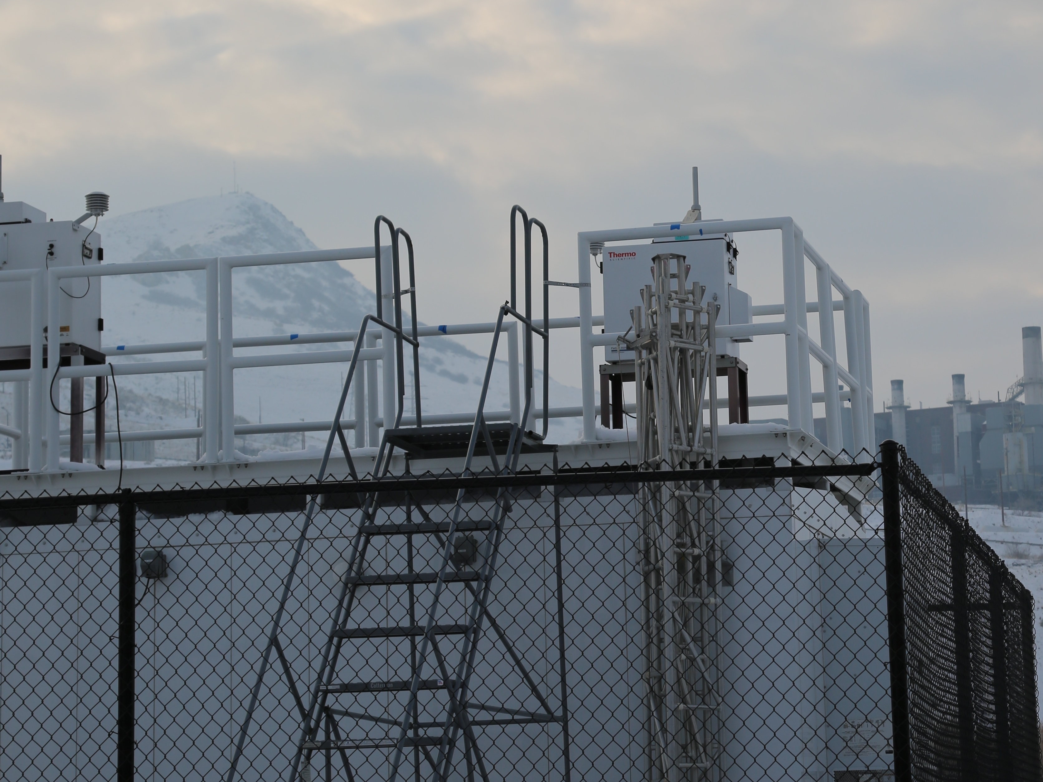 Utah is adding two new air quality monitors in Salt Lake County