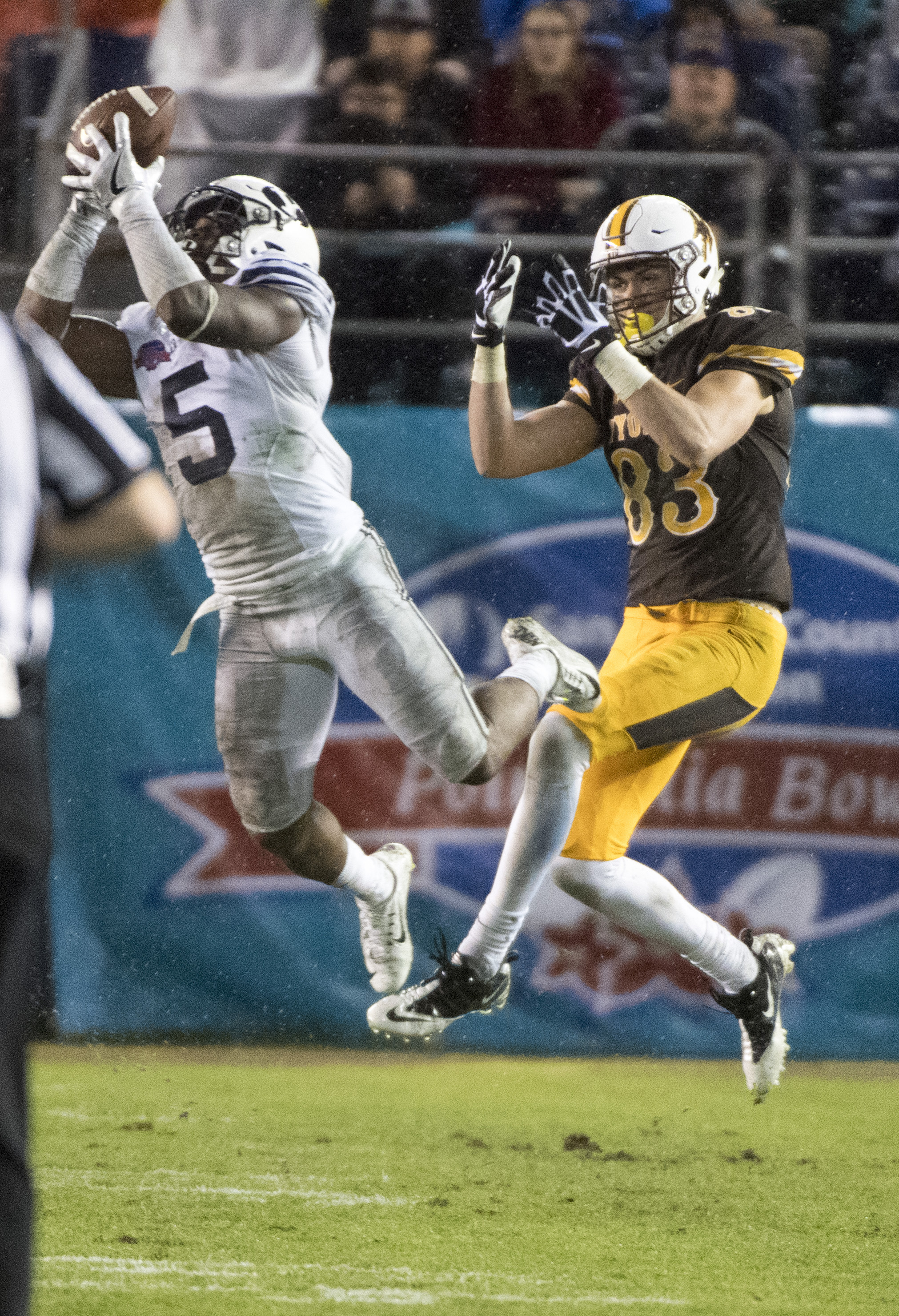 Rick Egan | The Salt Lake Tribune BYU cornerback Dayan Ghanwoloku is one of the standouts of a Cougar corner group that is both talented and deep.