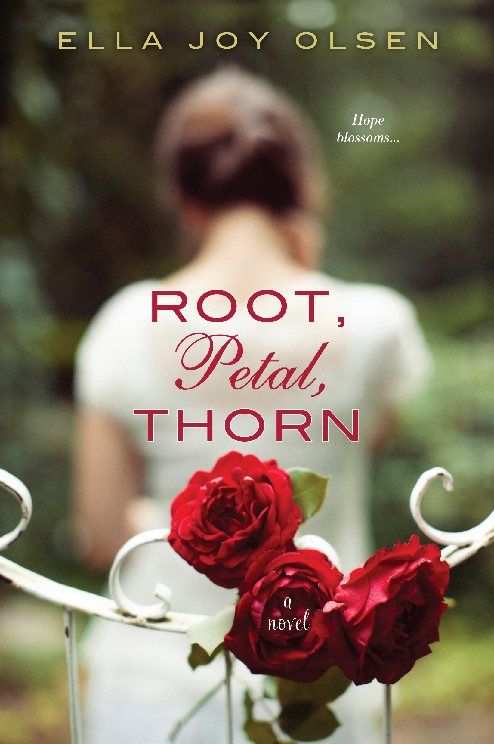 "(Courtesy photo)  Book cover for ""Root, Petal, Thorn."""