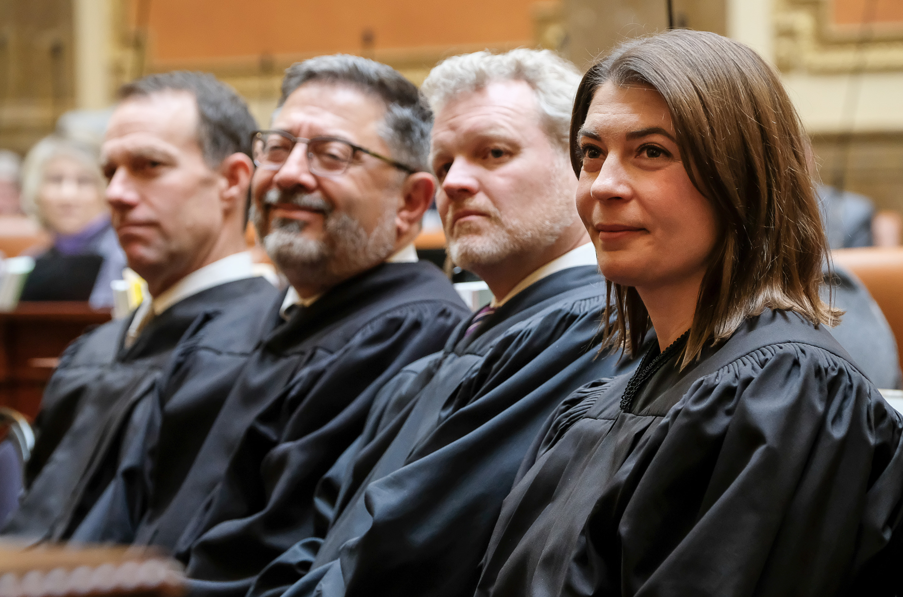 Utah chief justice praises collaboration between courts and legislators, which has led to significant judicial system reforms
